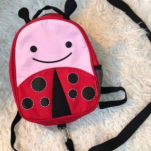 Skip Hop toddler harness safety backpack